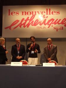 Gennaro Setola relatore al Congresso LNE