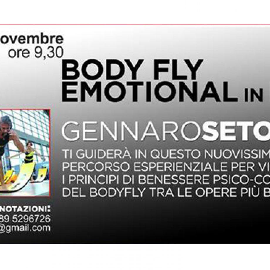 BODYFLY® EMOTIONAL WALKING & STREET WORKOUT ROMA