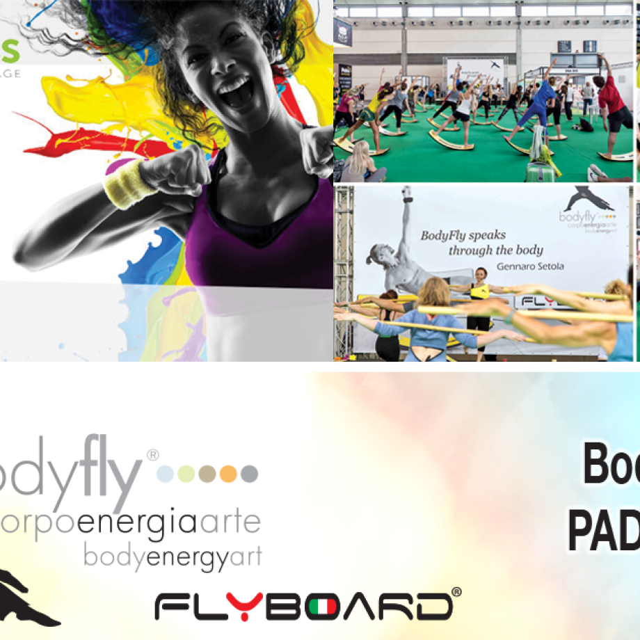 BODYFLY ZONE PROGRAM – PAD. D1 RIMINI WELLNESS