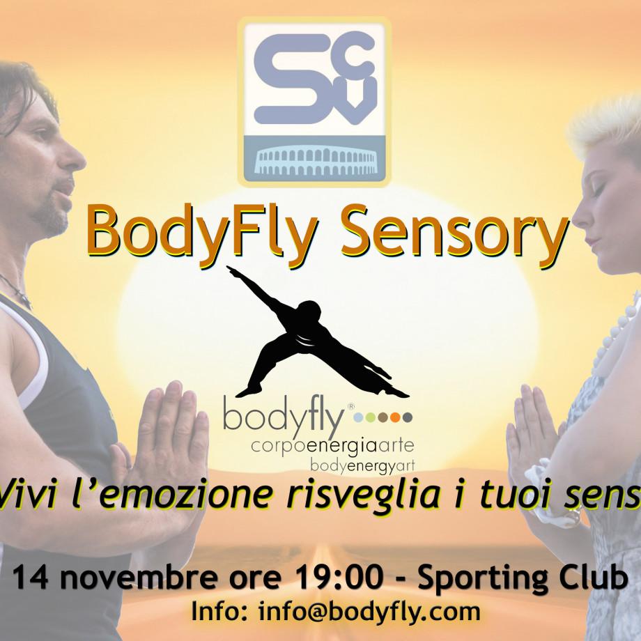 BodyFly Sensory