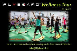 FlyBoard Wellness Tour