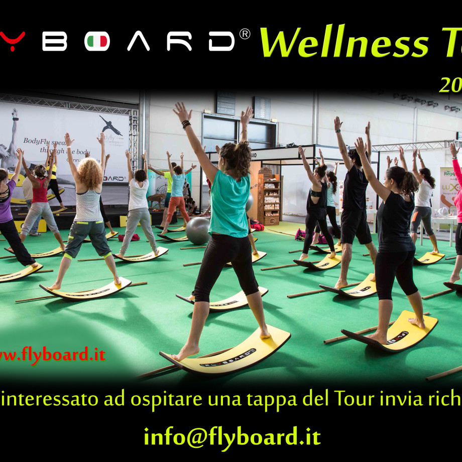 FWT – Flyboard Wellness Tour – ITALY