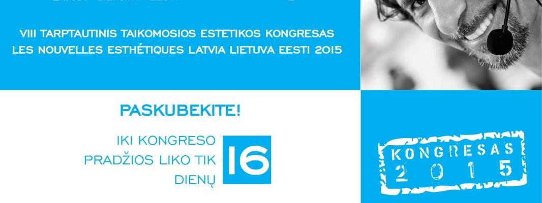 Les Nouvelles Esthetiques – Vilnius (Lituany)