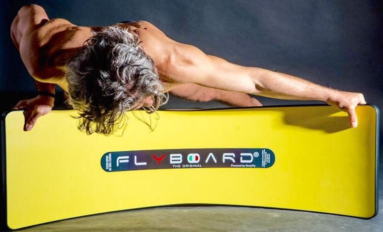 Formazione Flyboard